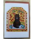 15 cards double with CAT + envelopes